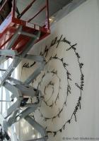 © Bev Tosh - Strands installation
